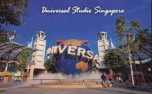 Singapore Universal Studio & Malaysia 4 Hari 3 Malam Min 2 orang (Exclude tiket pesawat PP)